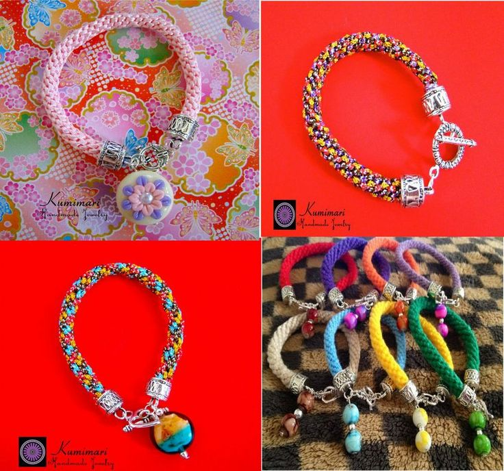 M s de 1000 ideas sobre collares hechos a mano en - Mas manualidades faciles ...