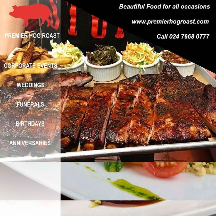 Premier Hog Roast provide the very best in Hog Roasts BBQ's and Jacket Potato Buffets for all events including #WeddingAnniversary #wedding #corporateevents #birthdayparty or any #party visit our website today to view our menus and options http://ift.tt/2bP4BiN