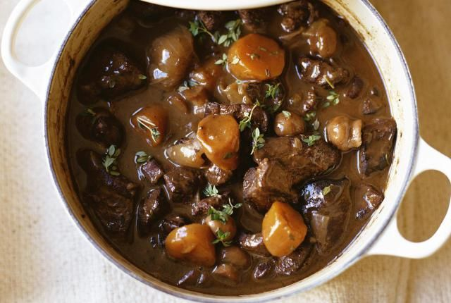 True Irish stew is always made with lamb. Make this stew the day before. It is even better reheated.