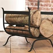 Chappel #Log #Basket made by Jim Lawrence