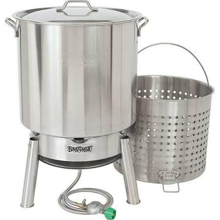 Crawfish Boiling Kit: Helpful Information