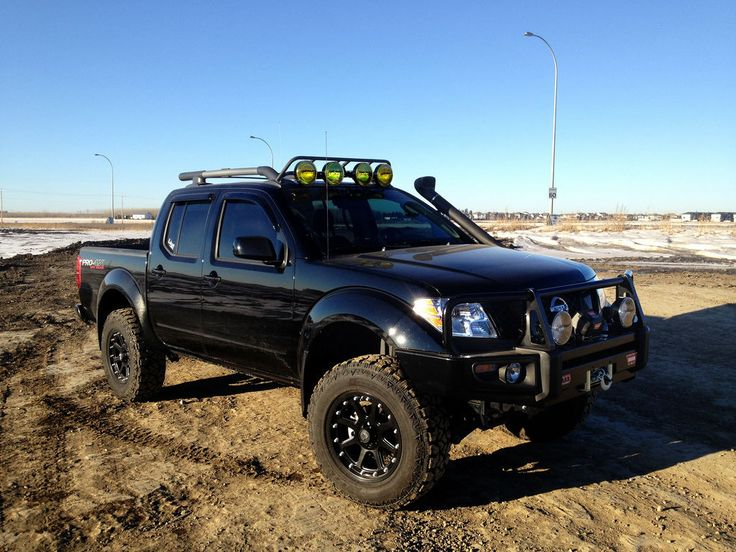 2014 Nissan Frontier Pro 4X This would be pretty damn sick too!