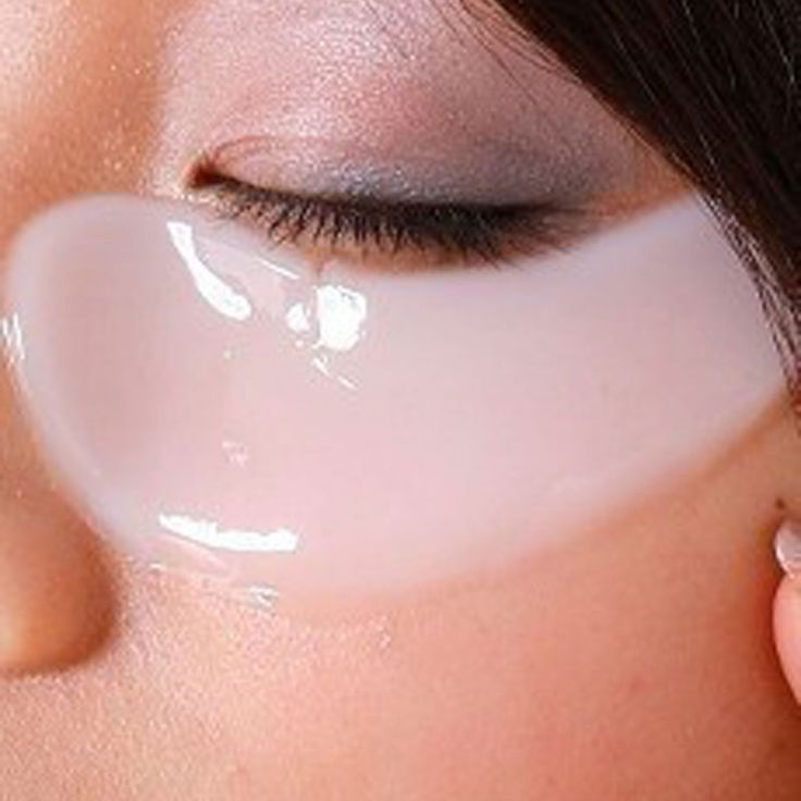 10pair Deck Out Women Crystal Eyelid Patch Anti-Wrinkle Anti-Aging Crystal Collagen Eye Mask Remove Dark Circle Eye Patches