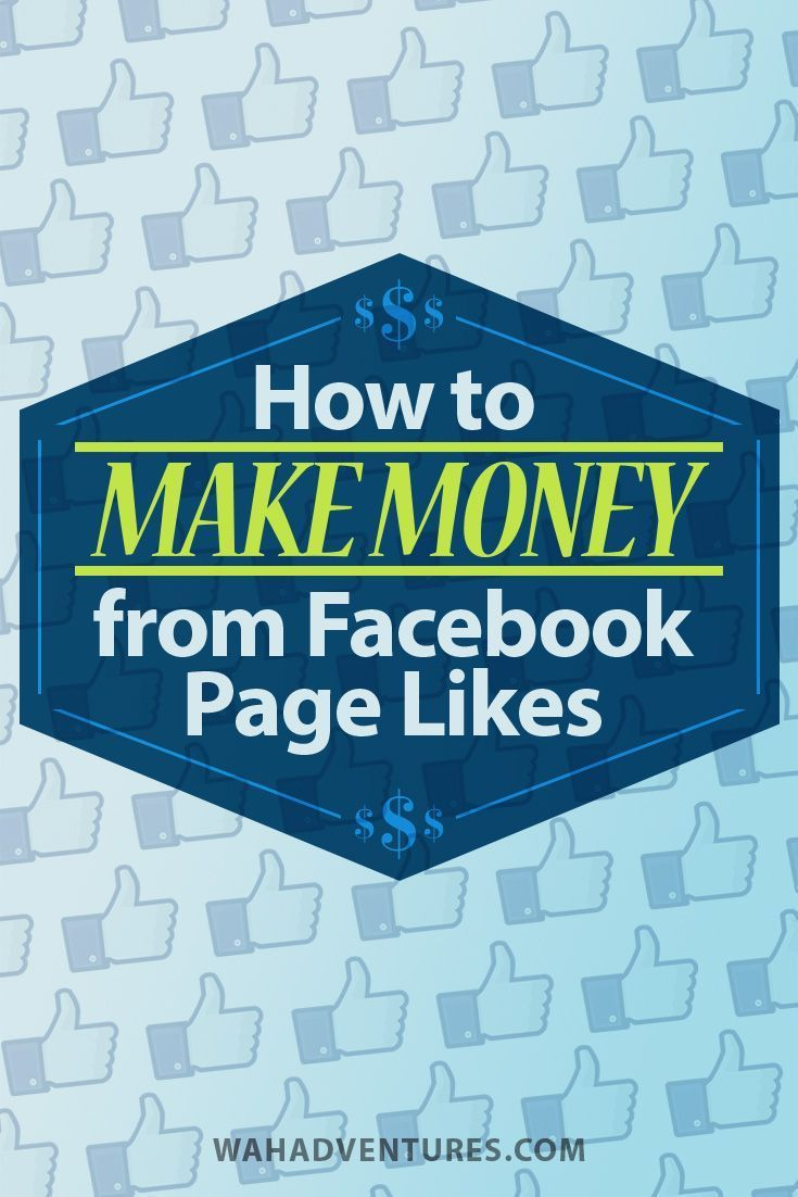 How To Earn Money Fb Page
