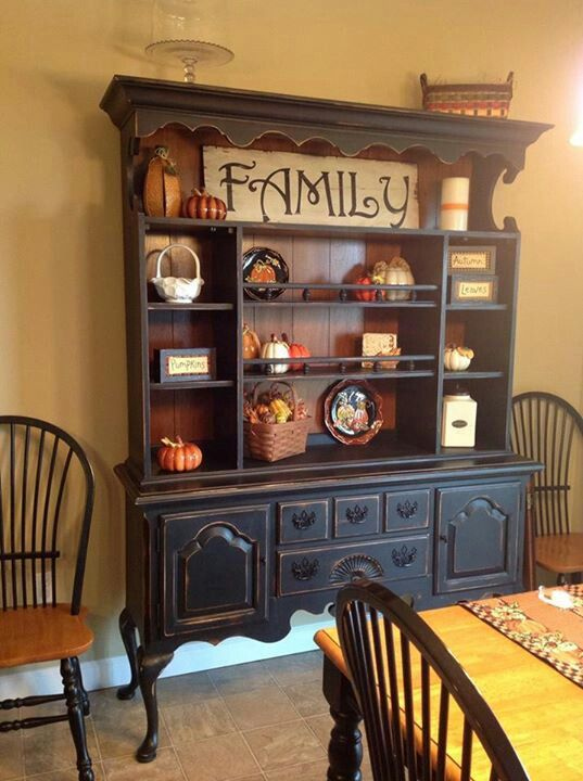 Best 25 Distressed Hutch Ideas On Pinterest