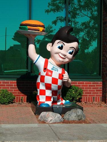 Big Boy!Big Boys, 20Th Century, Boys Restaurants, Vintage Michigan, Restaurants Statues