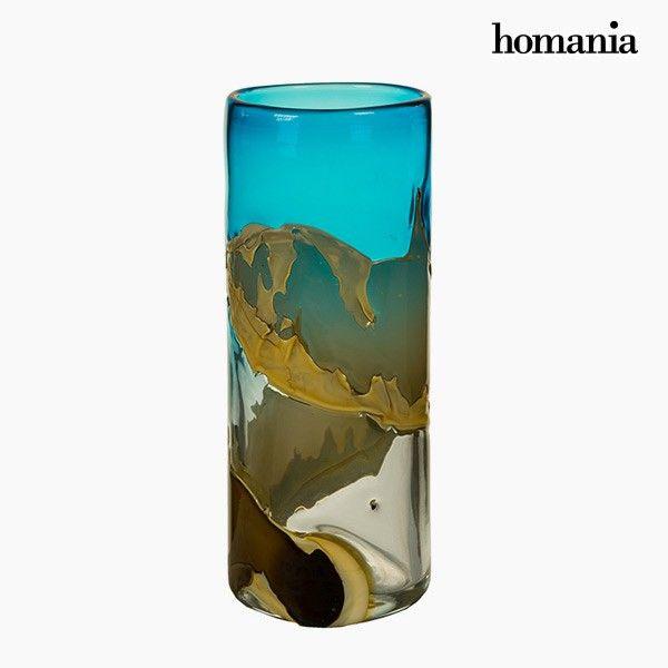c61e7b807eb Jarrón Cristal (14 x 14 x 35 cm) - Colección Pure Crystal Deco by Homania