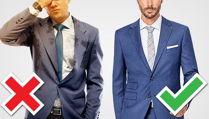 How To Wear A Suit In Hot Weather Stop Sweating During Summer