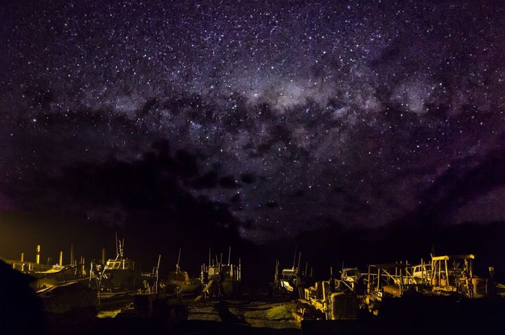 Winner - Best Scenic and 1st People's choice. Milky Way over Ngawi by Evan.