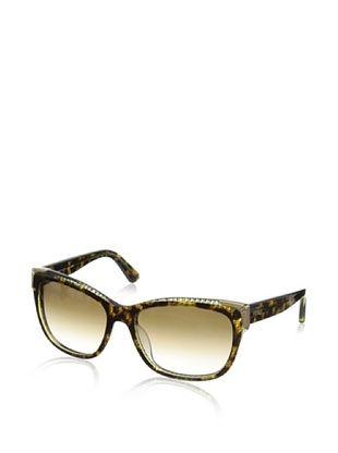 60% OFF Fendi Women's FS5212 Sunglasses, Havana/Brown Gradient