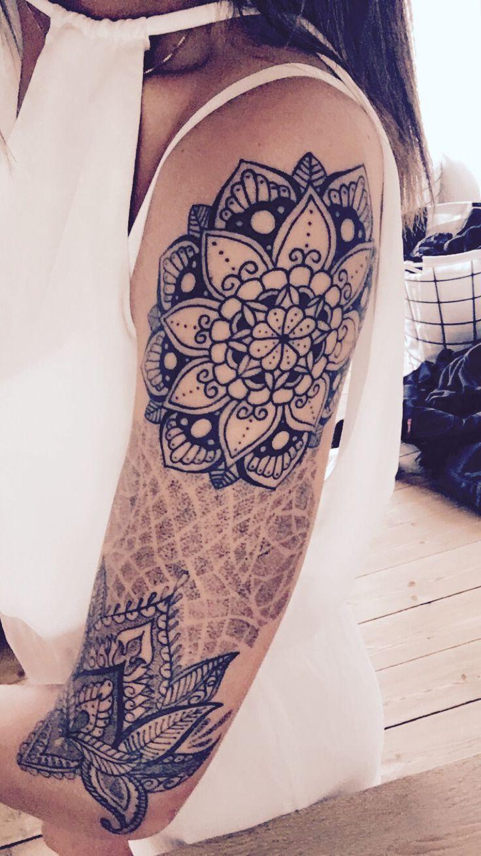 Mandela tattoo