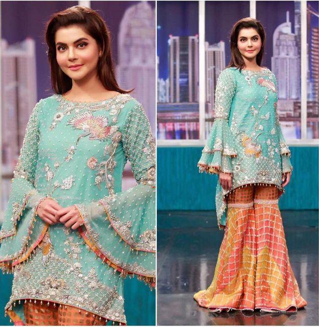 Beautiful Eid Dress