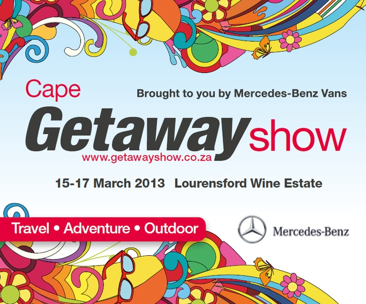 ☛ Make your way to the Mercedes-Benz stand at the Cape Getaway show  ☛ Give us your best runway pose and we'll upload the 6 best shots of the day to our board  ☛ If yours was chosen, tell your friends to like your photo to vote   ☛ If you gain the most votes, you win a Viano for a weekend!