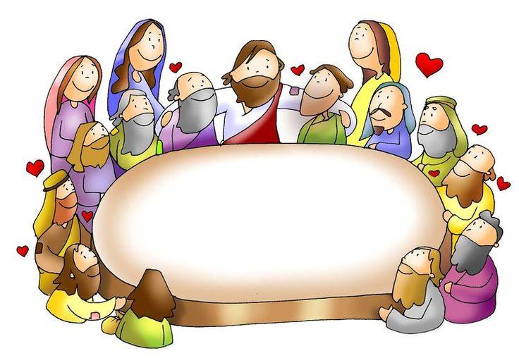 Resultado de imagen para la ultima cena de jesus imagenes
