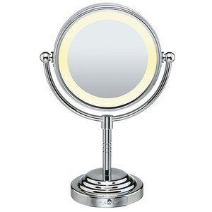 Conair Double-Sided Lighted Mirror
