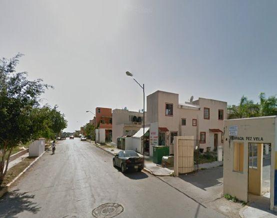Casa en remate bancario frente a Puerto Aventuras