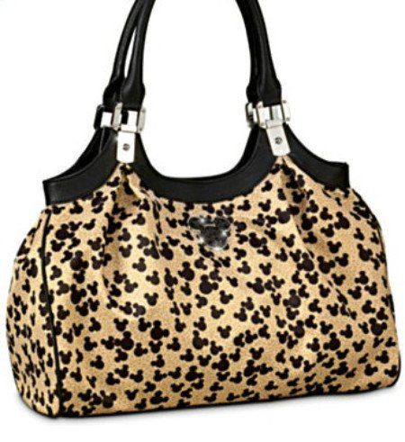 """Mickey Print"" purse ;-): Wild Animal, Coach Bags Coach Handbags, Fashion Style, Coach Purses, Co A Ch Handbags"