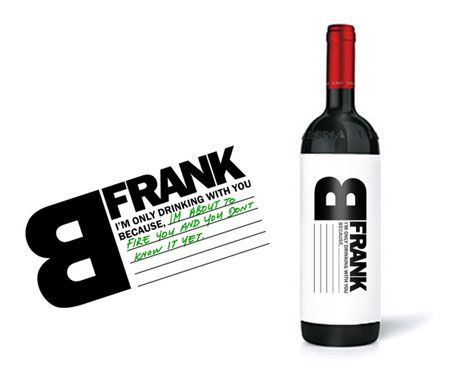 Wine: Frank Wine, Bottle Labels, Wine Packaging, Package Design, Wine Labels, Label Design, Wine Bottles, Bottle Design
