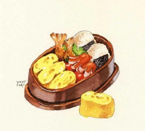イラストレーター大崎吉之の絵