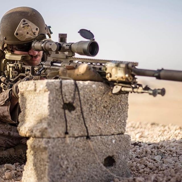 marines scout sniper training