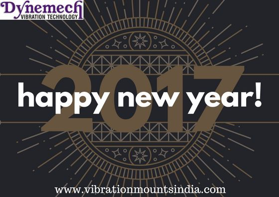 New Year wishes from the #antivibration experts!! www.vibrationmountsindia.com/