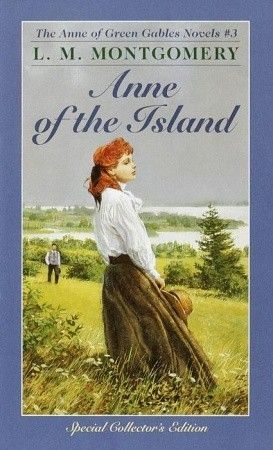 It's so hard to pick a favorite in this series, but it may just be Anne of the Island.