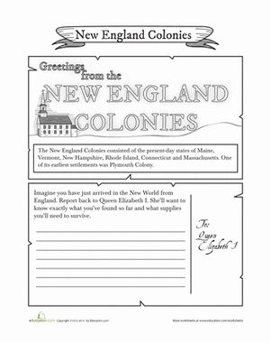 Young historians get to put themselves in the shoes of the Pilgrims and report back to the Queen herself about life in the New England colonies.