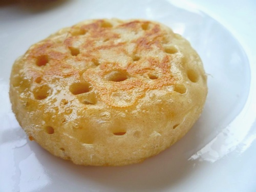 crumpets | Muffins, Scones & Coffee Cakes | Pinterest
