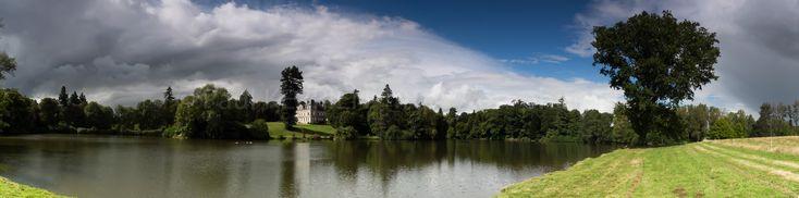 panoramiques | visite au château de Trohanet  - à Langolen  © Paul Kerrien https://en-photo.fr Finistère Bretagne MyFinistere