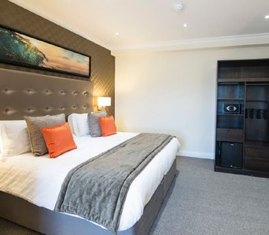 With 98 bedrooms and no two being the same, all rooms at the Hythe Imperial are as individual as the guests who come to stay.