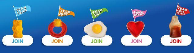 Northumberland Mam: HARIBO Starmix - Join Your Team.