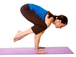 crow pose  crane pose yoga yoga poses yoga postures