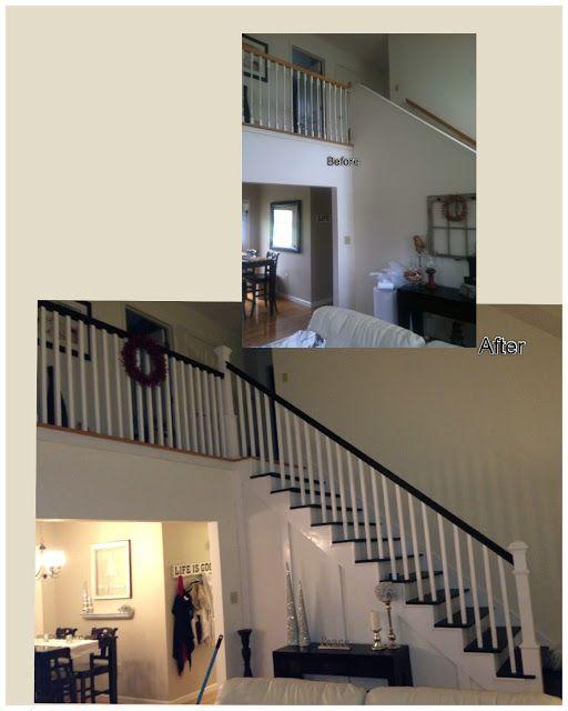 DIY Staircase Remodel