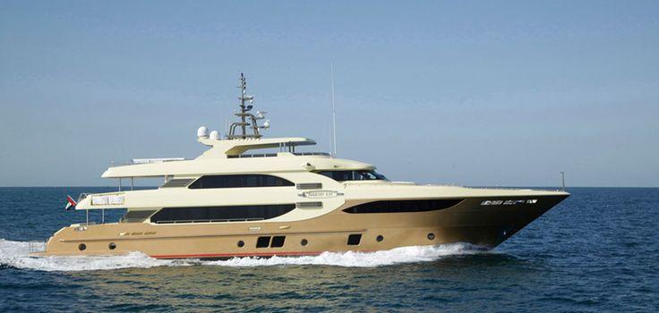 Majesty 135 - Boranova Denizcilik #yacht