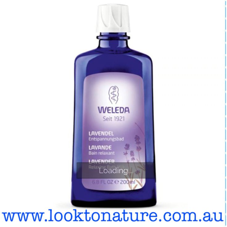 Our entire Weleda range is 10% - 25% below RRP! Grab a bargain before you miss out! We ship internationally ✈️ http://looktonature.com.au/product/weleda-lavender-relaxing-bath-milk-200ml/