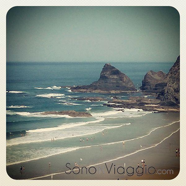 Praia de #odeceixe in #algarve #portugal