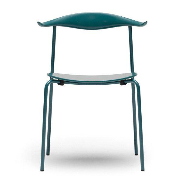 Wegner CH88T Chair - Color Frame Designer: Hans J. Wegner Manufactured by Carl Hansen & Son. Dimensions (in): 30.1 h | 17.5 d | 22.4 w | seat: 17.5 h Wegner CH88T Chair - Color Frame: The CH88 Chair,