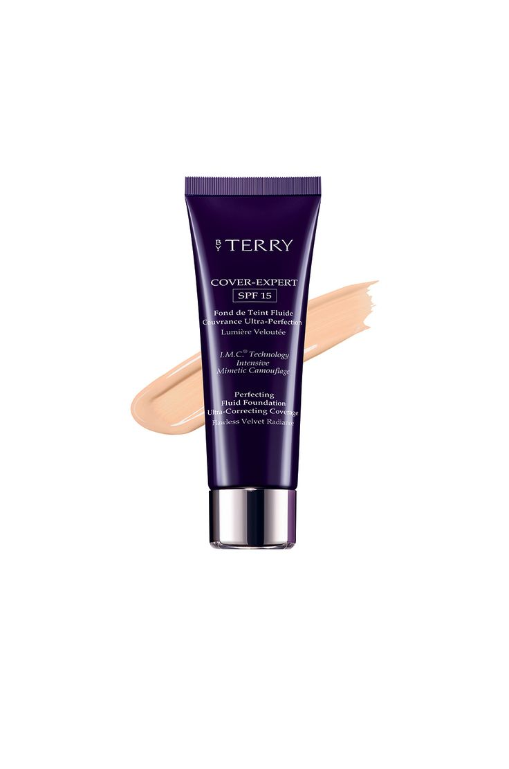 BY TERRY COVER EXPERT SPF 15 FOUNDATION. #byterry #