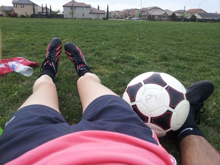 Soccer relationship ♥