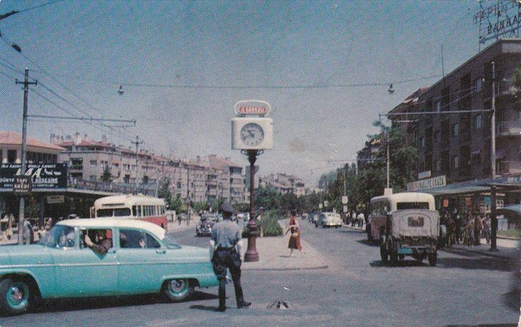 Atatürk Bulvarı 1950'ler