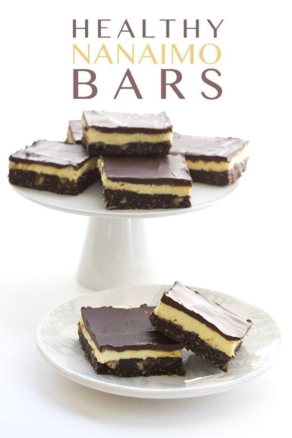 100+ Nanaimo Bar Recipes on Pinterest | Ny cheesecake ...