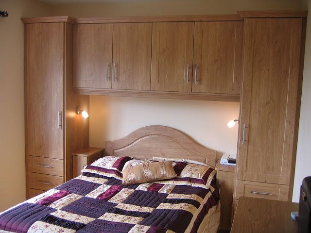 Wickes Fitted Wardrobes >> built in wardrobe around bed - Google Search | Home ideas ...