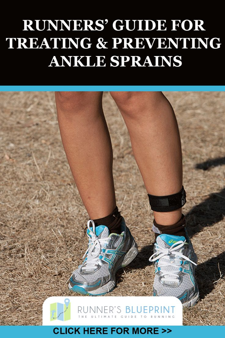 Here is how to treat and prevent ankle sprains for runners: http://www.runnersblueprint.com/complete-runners-guide-for-treating-preventing-ankle-sprains/ #RunningInjury #RunnersSprains