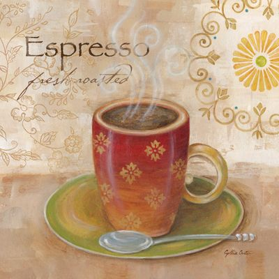 RB3145 Sunshine Coffee II / Cynthia Coulter