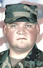 Army CPL Jeremiah D. Costello, 22, of Carlinville, Illinois. Died June 2, 2007, serving during Operation Iraqi Freedom. Assigned to 5th Battalion, 82nd Field Artillery Regiment, 4th Brigade, 1st Cavalry Division, Fort Bliss, Texas. Died of injuries sustained when an improvised explosive device detonated near his vehicle during combat operations near Qayyarah, Ninawa Province, Iraq.
