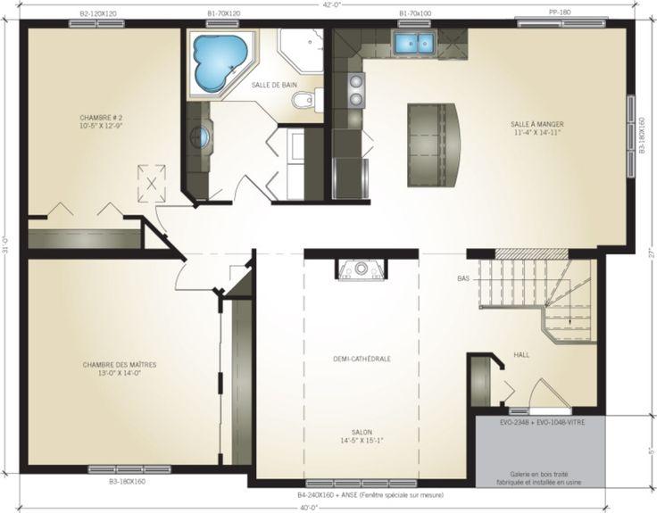 Plan maison rapide for Concevez vos propres plans de maison gratuitement
