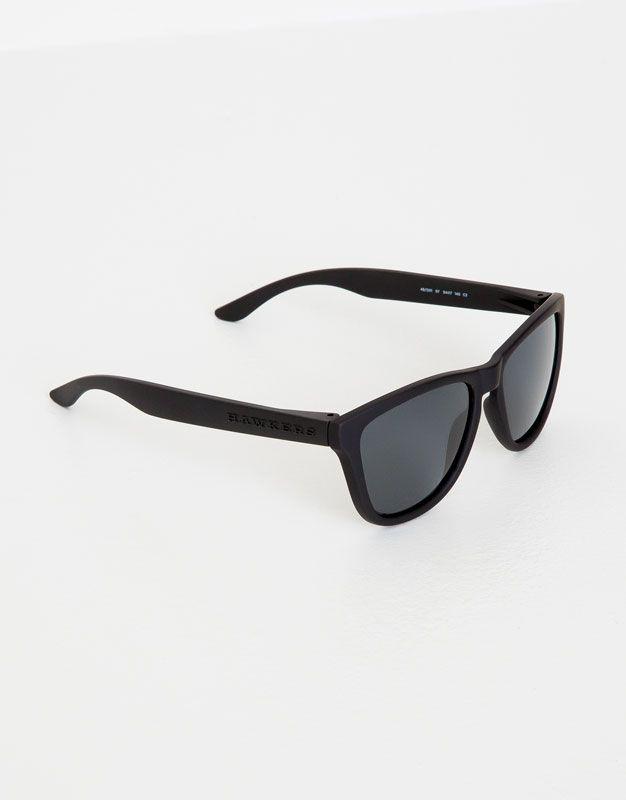:Okulary przeciwsłoneczne hawkers carbon black dark one