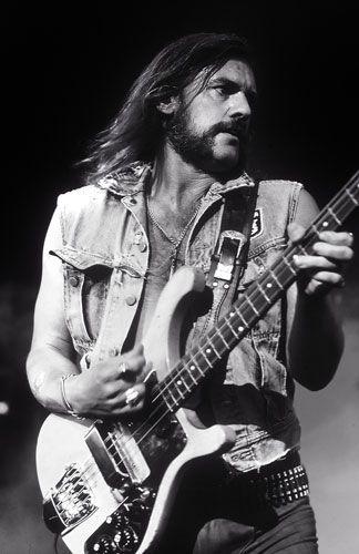 Motörhead's Lemmy Kilmister: 1945–2015 | Premier Guitar
