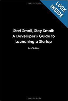 Wallingov prístup je geniálny, píše bez balastu rovno k veci. Odmieta potreby budovania nového Facebooku, venture capital na rozvoj businessu apod. Táto startupová biblia je určená mikropodnikateľom, ktorí operujú v nichových segmentoch. Odporúčam. #booklist