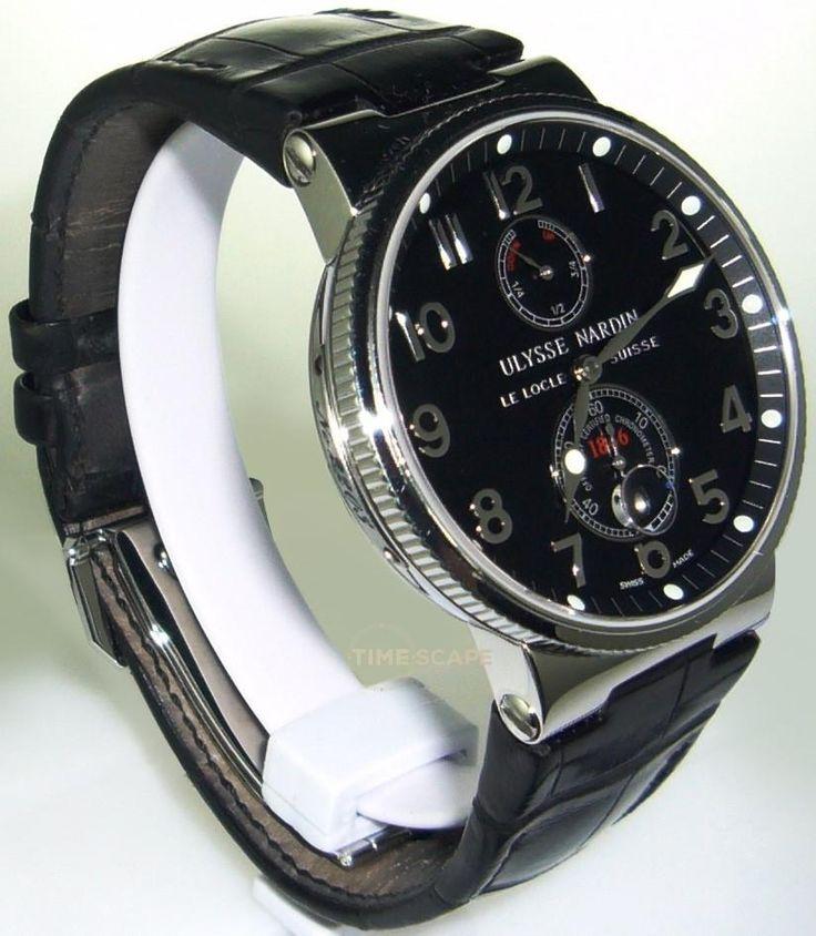 Ulysse Nardin - Maxi Marine Chronometer | 263-66-62
